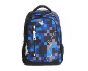 迪士尼DNC1108186 15.6英寸双肩休闲电脑包(蓝)