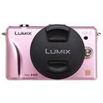 松下GF2GK粉色套机(14-42mm) 数码相机/松下