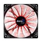 Aerocool 鲨鱼风扇(黑框橘叶) 电源/Aerocool