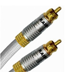 开博尔KCC-210 发烧级同轴线3米 转接及数据线/开博尔