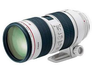 佳能EF 70-200mm f/2.8L USM(小白)图片