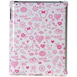 迪士尼IPA2030454WD iPad2专用米妮梦语保护壳(白) 苹果配件/迪士尼