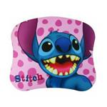 迪士尼DSBD600(粉色) 开心史迪奇环保鼠标垫 鼠标垫/迪士尼