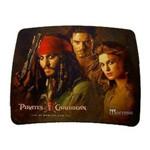 MUSTANG 加勒比海盗III系列鼠标垫(海盗组合) 鼠标垫/MUSTANG