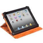 泰格斯THZ03401AP iPad2多角度保护套 棕色 苹果配件/泰格斯