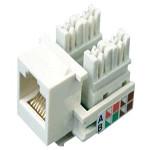 西蒙单口数据模块(MXFC502B) 机房布线/西蒙
