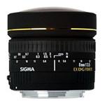 适马8mm F3.5 EX DG CIRCULAR FISHEYE(尼康卡口) 镜头&滤镜/适马