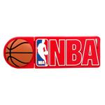 NBA 经典软胶IT01012(32GB)红色 U盘/NBA
