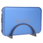 IT-CEO IT-735 3.5寸(蓝色) 移动硬盘盒/IT-CEO