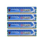 金士顿骇客神条 Genesis系列 16GB DDR3 2400(KHX24C11K4/16X) 内存/金士顿