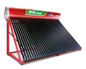 皇明金剑热水机16支太阳能热水器