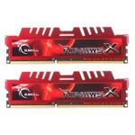 芝奇RipjawsX 16GB DDR3 1600(F3-12800CL10D-16GBXL) 内存/芝奇