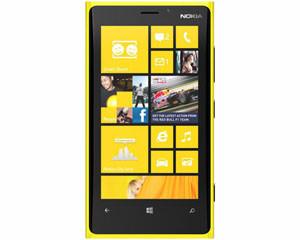 诺基亚920T豪华版(32GB/移动3G)