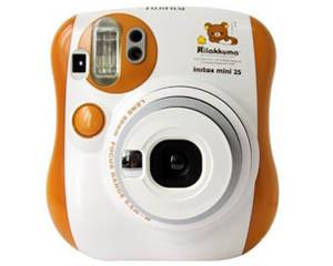 富士一次成像 mini25相机(轻松熊版)