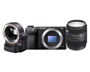 索尼NEX-6单头套机(16-80mm)图片