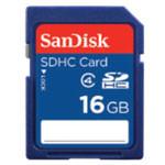 闪迪SDHC存储卡(16GB) 闪存卡/闪迪