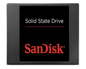 闪迪固态硬盘(256GB)图片