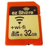 易享派Wi-Fi SDHC卡 Class10(32GB) 闪存卡/易享派