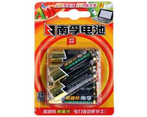 南孚 聚能环5号电池 六粒