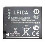徕卡D-LUX5原装电池BP-DC10-E