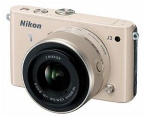 尼康J3单头套机(11-27.5mm)图片