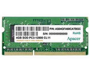 宇瞻4GB DDR3 1600(笔记本)图片