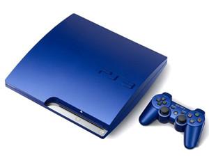 索尼 PS3 slim GT5限定版(160GB)图片