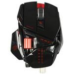 赛钛客Cyborg R.A.T.9赤魔版/黑金版游戏鼠标 鼠标/赛钛客