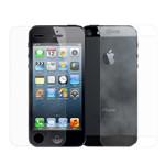 萝莉iphone5 高清/磨砂双面手机贴膜背面三段式保护膜 TM5006 手机配件/萝莉
