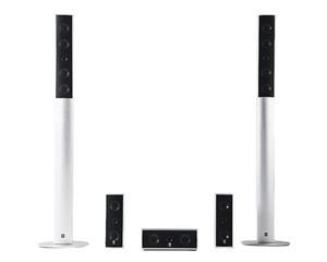 雅马哈NS-PLC3套装家庭影院音箱五件套