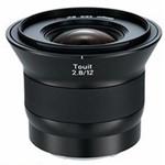 卡尔蔡司Touit 12mm f/2.8(富士XF卡口) 镜头&滤镜/卡尔蔡司