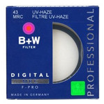 B+W 43mm MRC-UV 镜头&滤镜/B+W