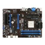 微星 FM2-A85XA-G43 主板/微星