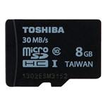 东芝microSDHC UHS-I卡 class10(8GB) 闪存卡/东芝