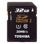 SDHC UHS-I卡 Class10(32GB)/SD-K32G2R7W