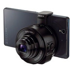 索尼SmartShot QX10 数码相机/索尼