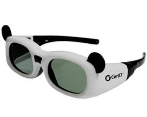 GetD GL600 3D眼镜图片