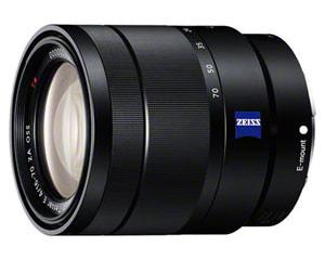 索尼Vario-Tessar T* E 16-70mm f/4 ZA OSS(SELP1670Z)图片