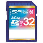 广颖电通SDHC Elite 高速相机存储卡 UHS-I support Class10(32GB) 闪存卡/广颖电通