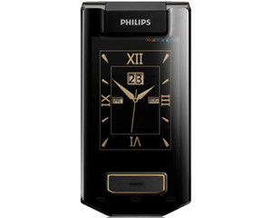 飞利浦W8568(4GB/联通3G)