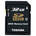 东芝SDHC Class4(32GB)/SD-K32GR7W4