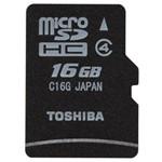 东芝MicroSDHC Class4(16GB)/SD-C16GR7W4 闪存卡/东芝
