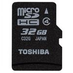 东芝MicroSDHC Class4(32GB)/SD-C32GR7W4 闪存卡/东芝