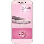 SUGAR 手机璀璨版 粉色 手机/SUGAR