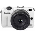 佳能EOS M2套机(EF-M 18-55mm,EF-M 22mm,90EX闪光灯) 数码相机/佳能