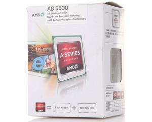 AMD A8-5500(盒)图片