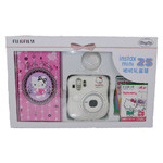 富士mini25 hellokitty限量 礼盒套装 数码相机/富士