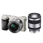 索尼ILCE-6000套机(E PZ 16-50mm,E 18-200mm) 数码相机/索尼