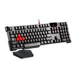 血手幽灵B540快步炫光全机械键盘 键盘/血手幽灵