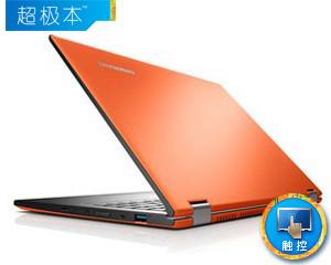 联想Yoga2 13-IFI(i5 4210U/SSD)日光橙